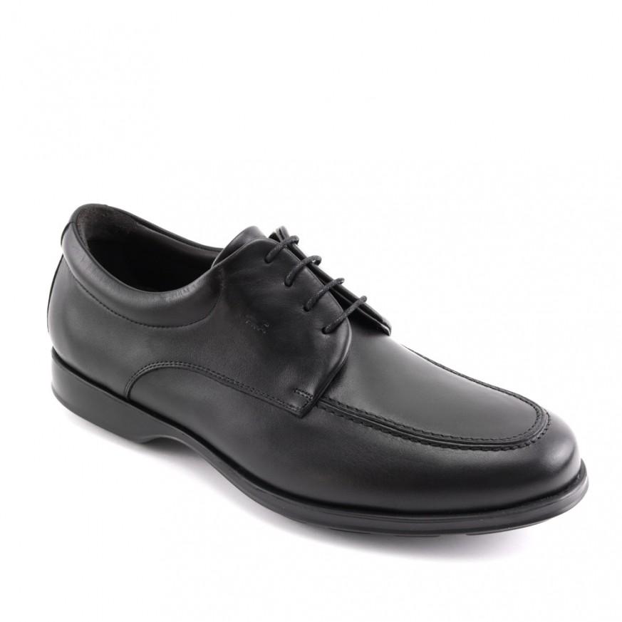 Zapato Casual cordones negro
