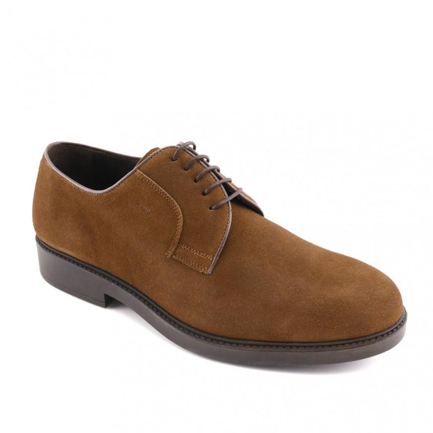 Zapato Casual serraje marrón